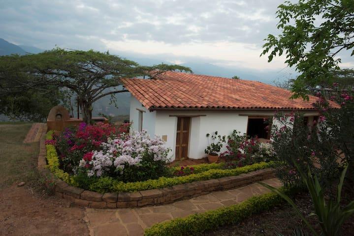 Barichara的民宿