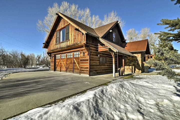 Secluded Luxury Guest Home -Amazing Mountain Views