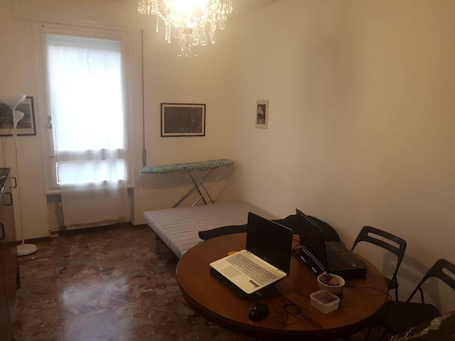 25 meters square bedroom with great view near lake