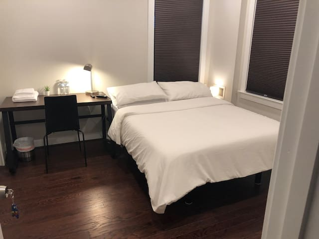 Private Bed + Private Bath close to IAD airport