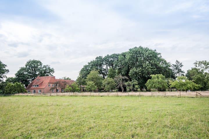 Wehrbleck的民宿