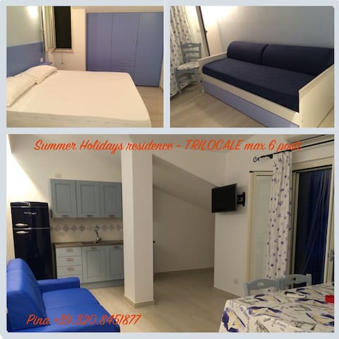 APARTMENT 4 beds Summer Holidays