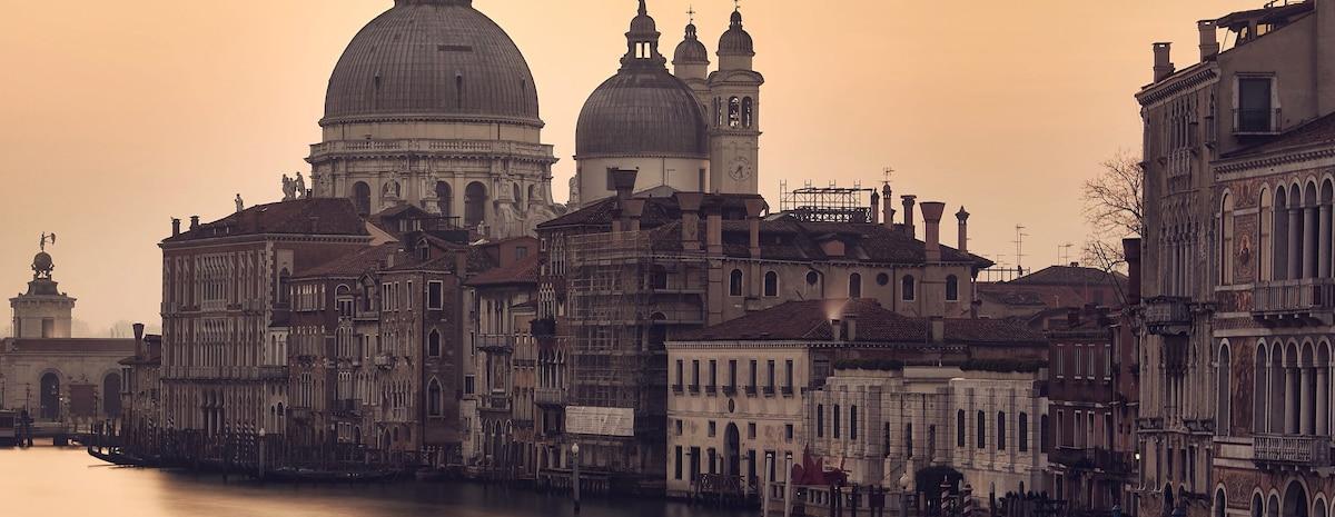 威尼斯的度假屋