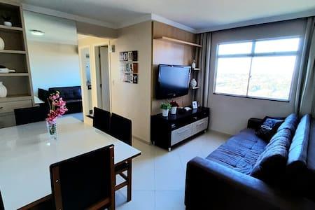 Apartamento em ótima localização em Foz do Iguaçu!