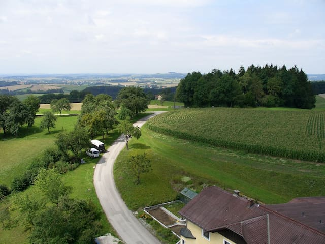 Wölflhof的民宿