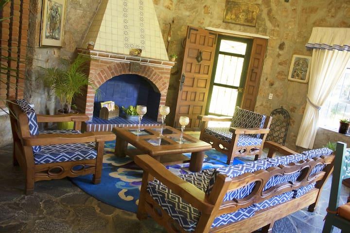 Granjas Residenciales的民宿