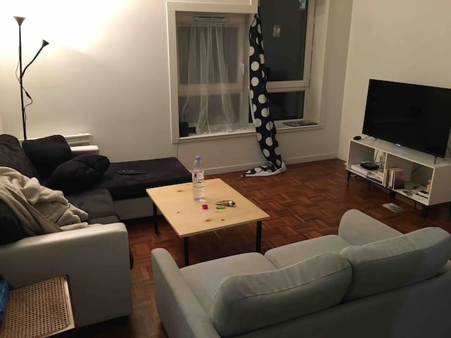 Appartement sur Paris 15eme