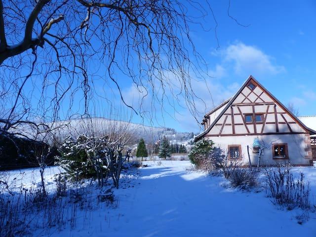 Neuwiller-lès-Saverne的民宿
