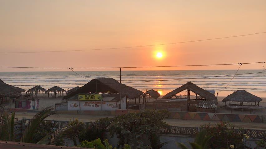 Boca de Briceno的民宿