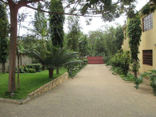 Moshi Rural的民宿