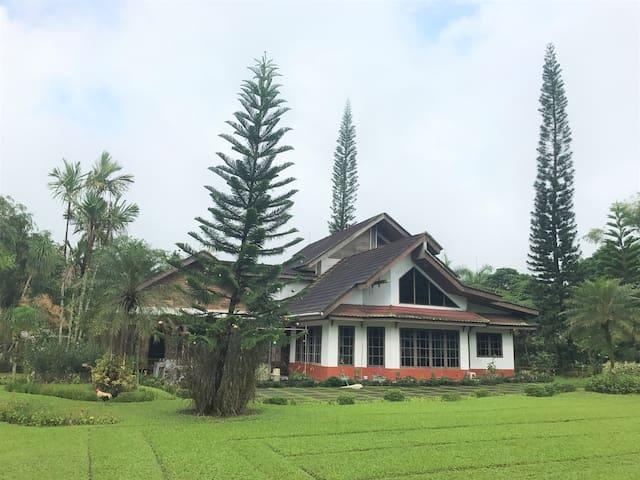Tomohon Utara的民宿