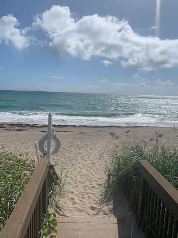 詹森海滩(Jensen Beach)的民宿