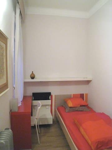 巴塞罗那的民宿