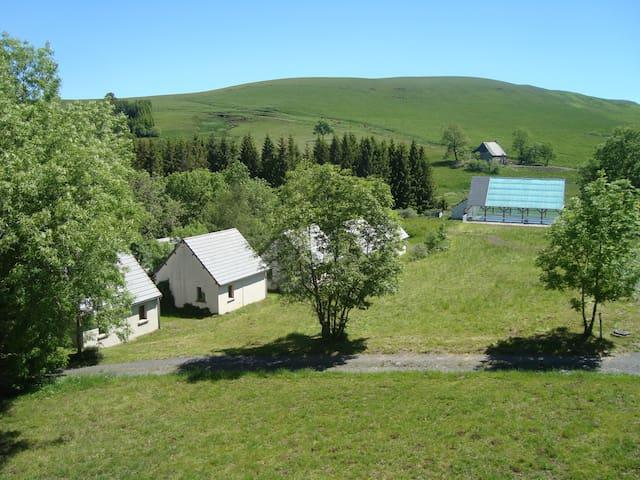 Montgreleix的民宿