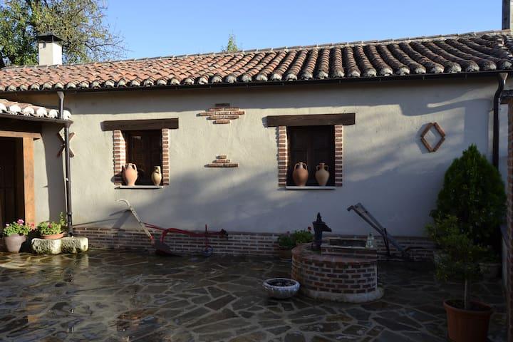 Santa Olaja de la Vega的民宿