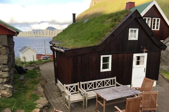 Elduvík的民宿