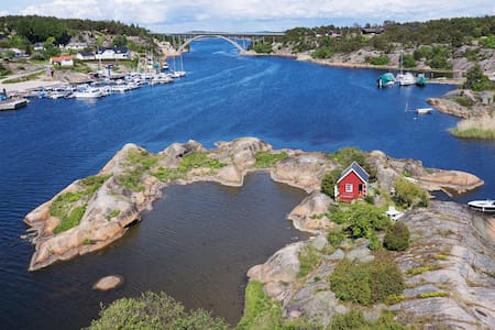 Private island in sunny Hvaler