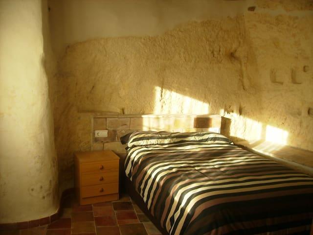 Preciosa casa cova en Bocairent
