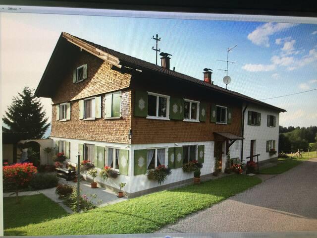 Weiler-Simmerberg的民宿