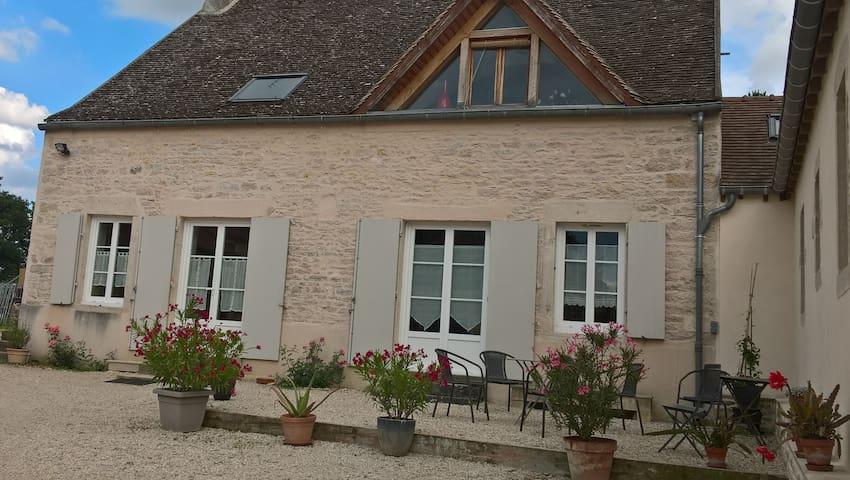 Montagny-lès-Beaune的民宿