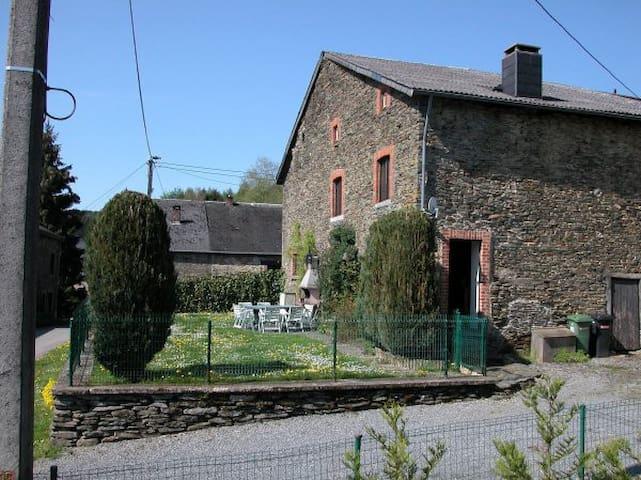 Vresse-sur-Semois的民宿