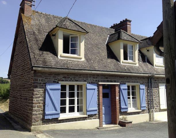 Le Mesnil-Villement的民宿