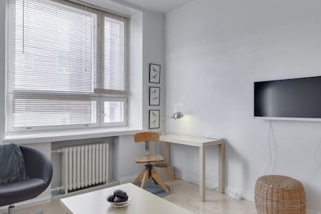 Architect's apartment, central Helsinki