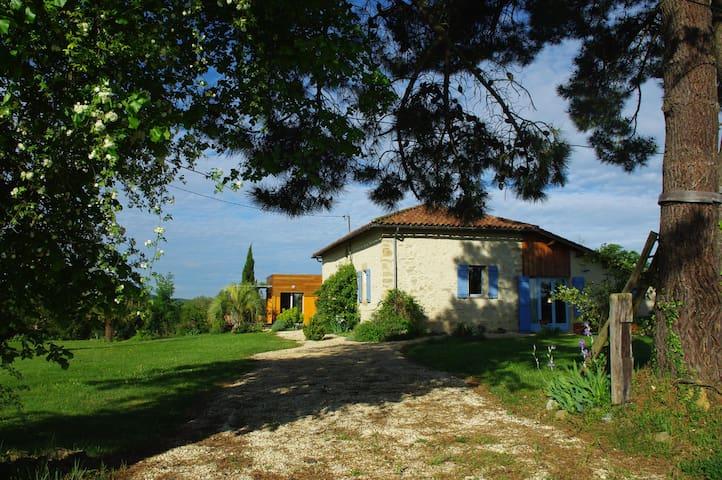 Bouzon-Gellenave的民宿