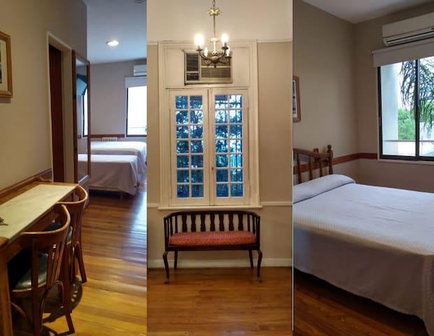 Antiguo y distinguido hotel en Vicente Lopez