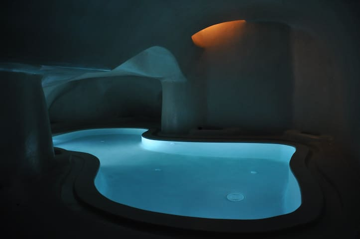 Santorini Mayia Cave House with Private Cave Pool