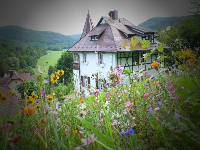 Pommelsbrunn的民宿