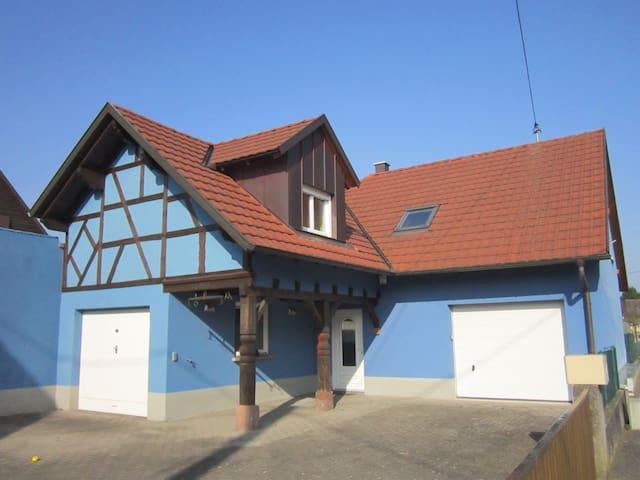 Rœschwoog的民宿