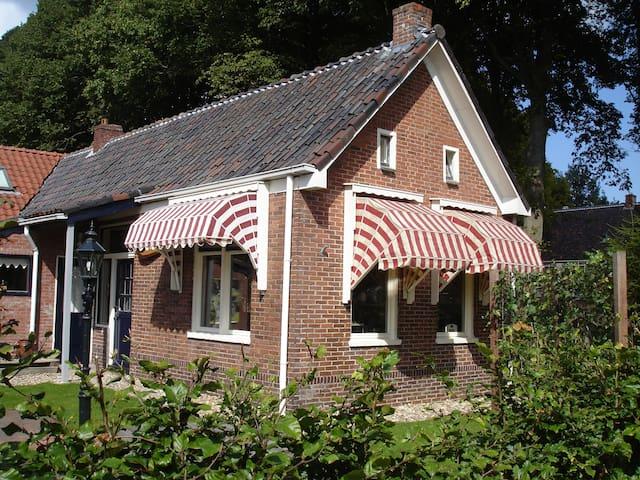 Oostwold Gem Oldambt的民宿