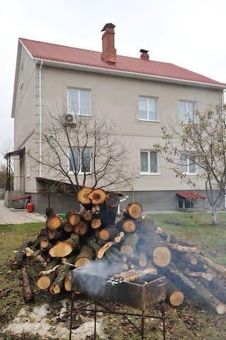 Novosilky的民宿