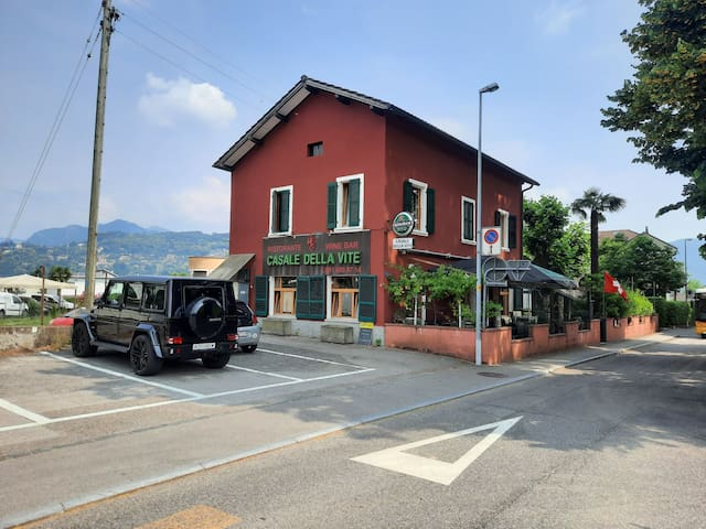 Magliaso的民宿