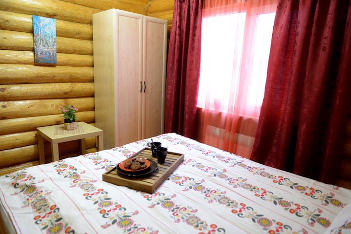 Zhirnosovo的民宿