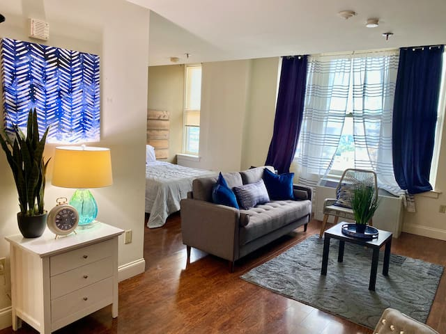 🌟1509 Fast WiFi Smart TV 1 BR Apt - Beale street