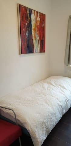 Small light room Utrecht