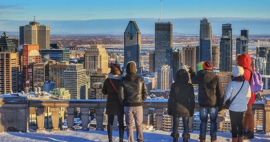Guidebook for Montréal Area