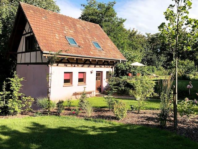 Lauterbourg的民宿