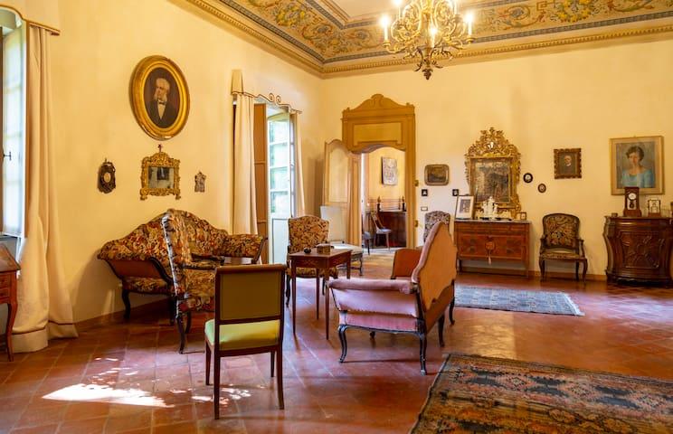 Palazzo Sismonda 1601