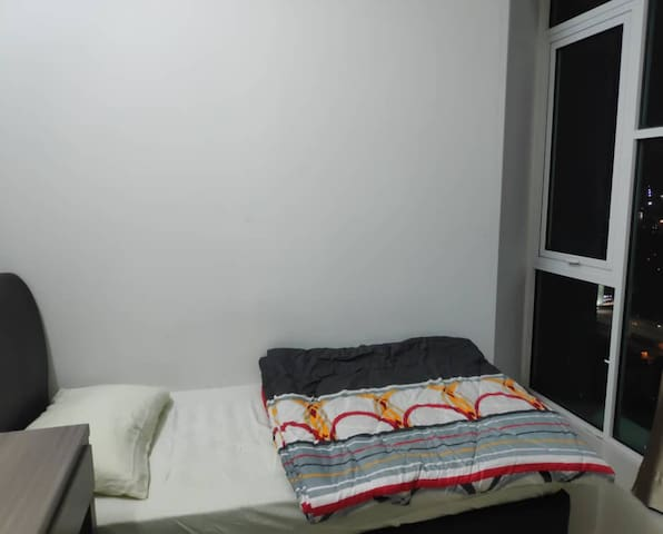 CozyRoom B~Private Room~7minWalk to Sunway Pyramid