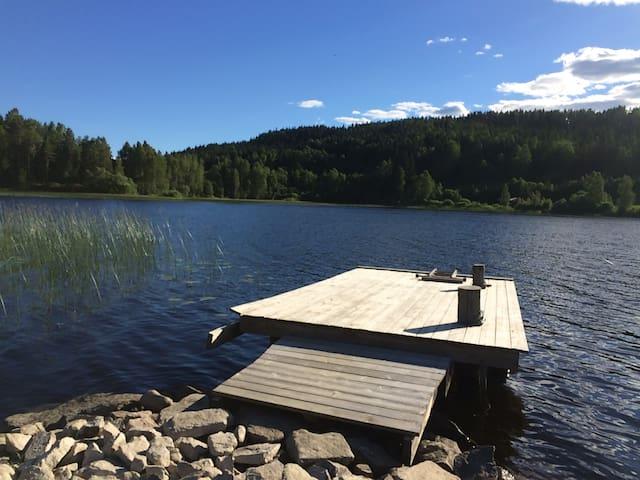 Nedgården -hjem med utsikt.