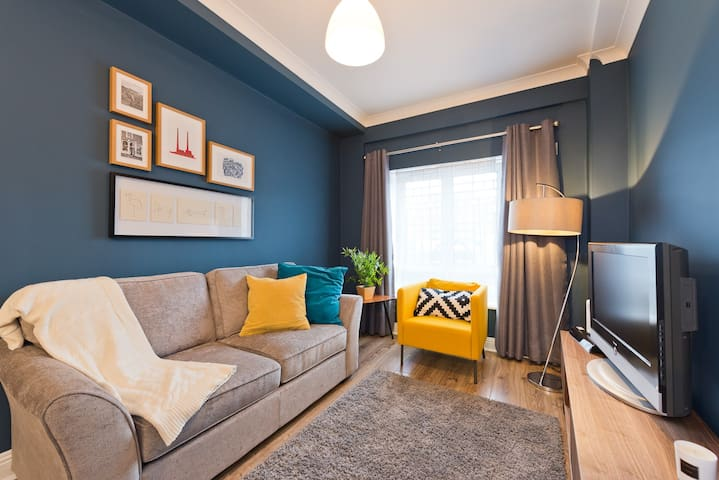 Fantastic, modern apartment in Dublin City Centre