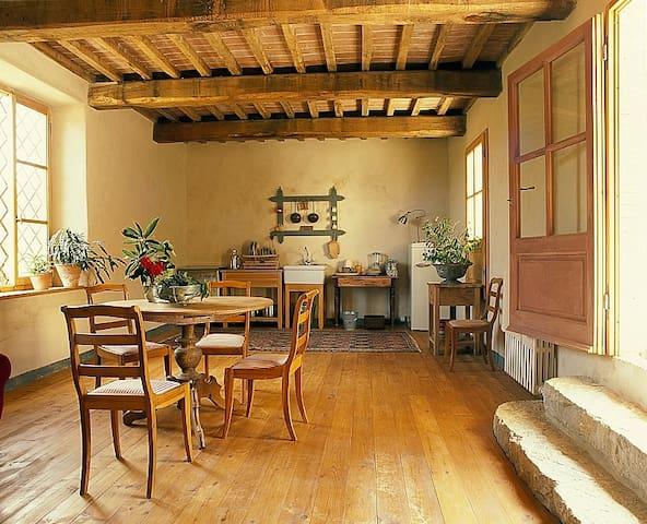 Barberino Val D'elsa的民宿