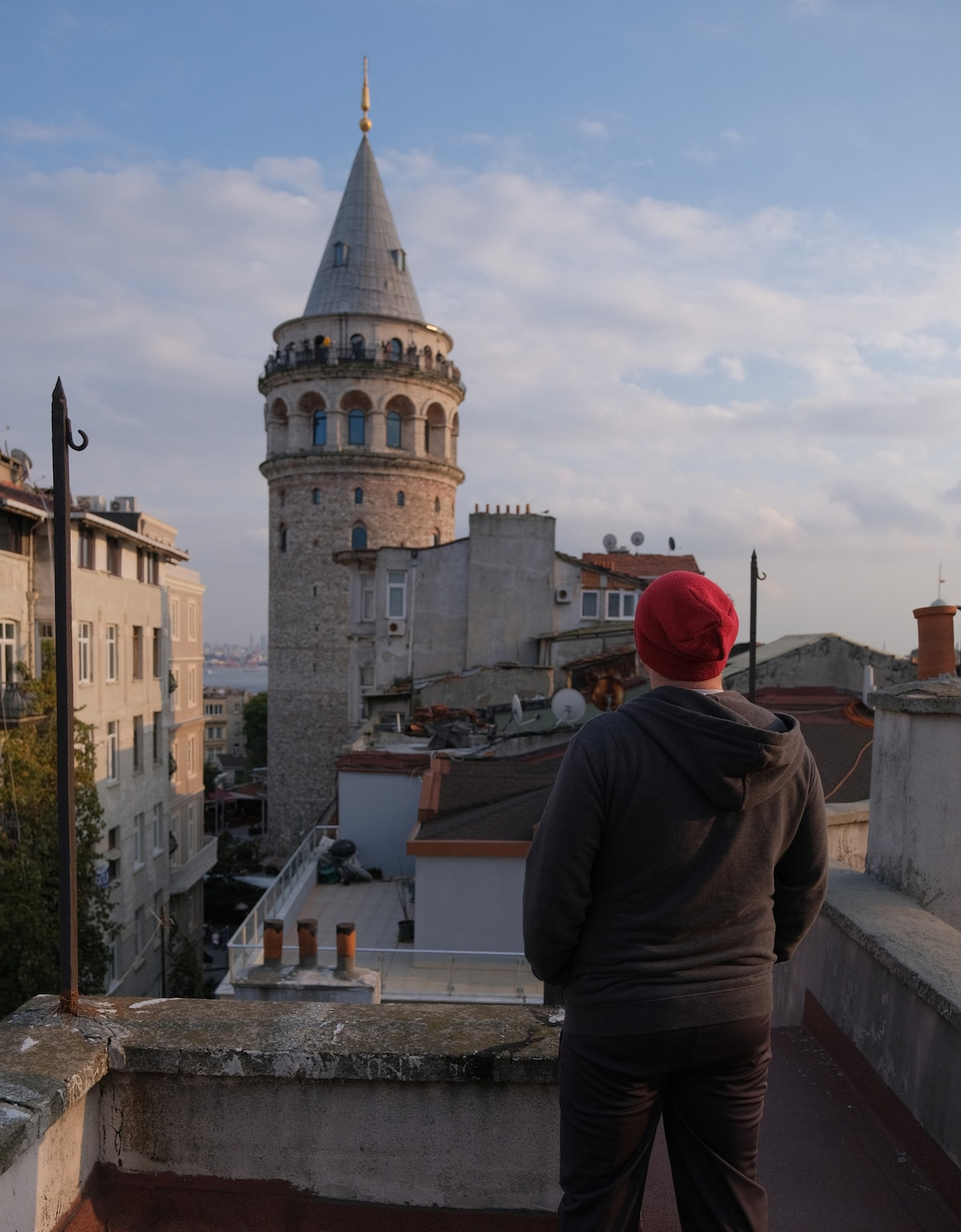 Galata Tower w/View Terrace by White House