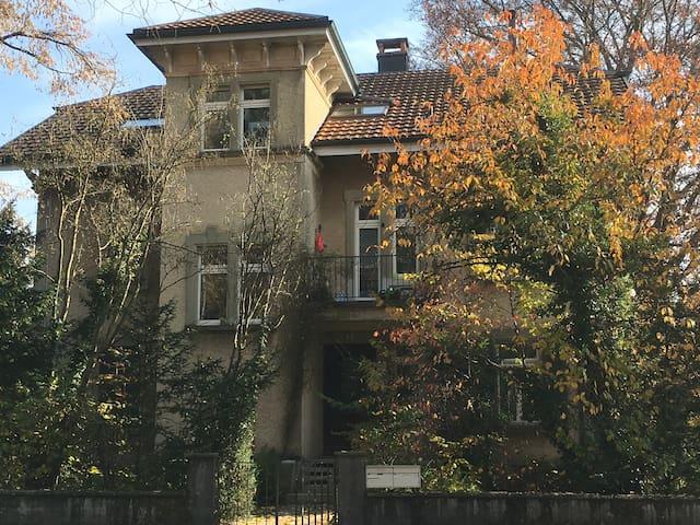 索洛图恩(Solothurn)的民宿