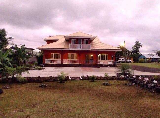 Futiga的民宿