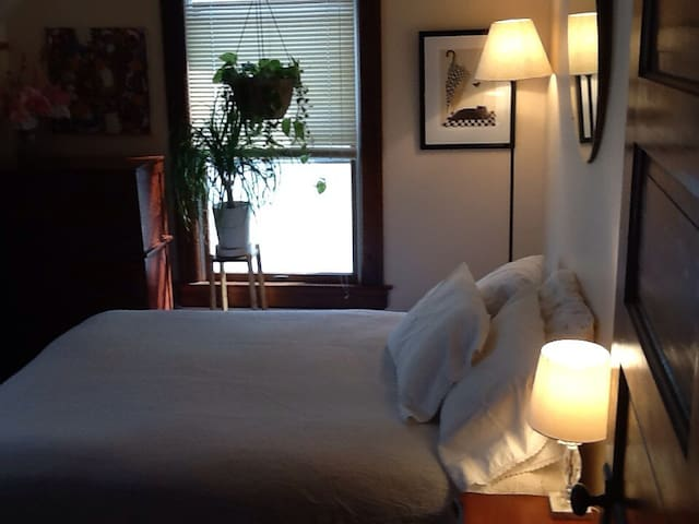 Room in a sweet historic home