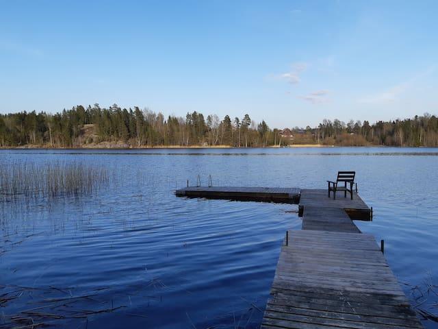 Stockholm County的民宿